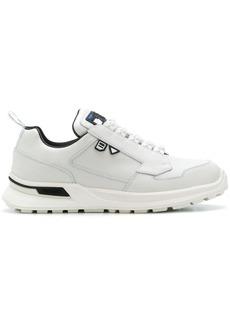 Prada logo tab sneakers