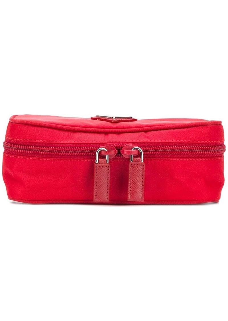 Prada long nylon purse