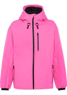 Prada Linea Rossa technical hooded jacket