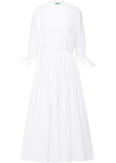 Prada loose-fit A-line dress