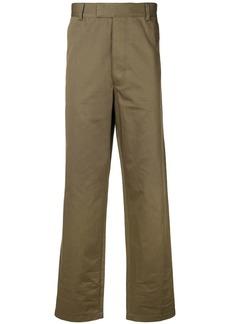 Prada loose fit trousers