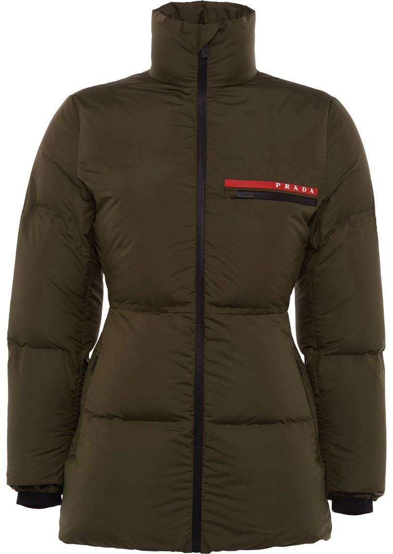 Prada LR-HX015 technical padded jacket