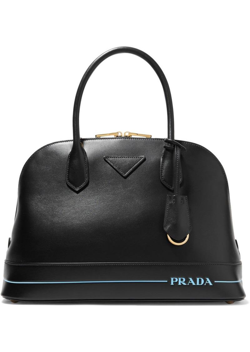 2ecd45aaa23a Prada Mirage Leather Tote | Handbags