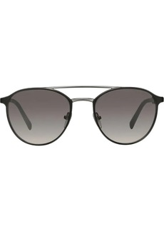 Prada mirrored carbon sunglasses