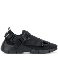 Prada neoprene buckle sneakers