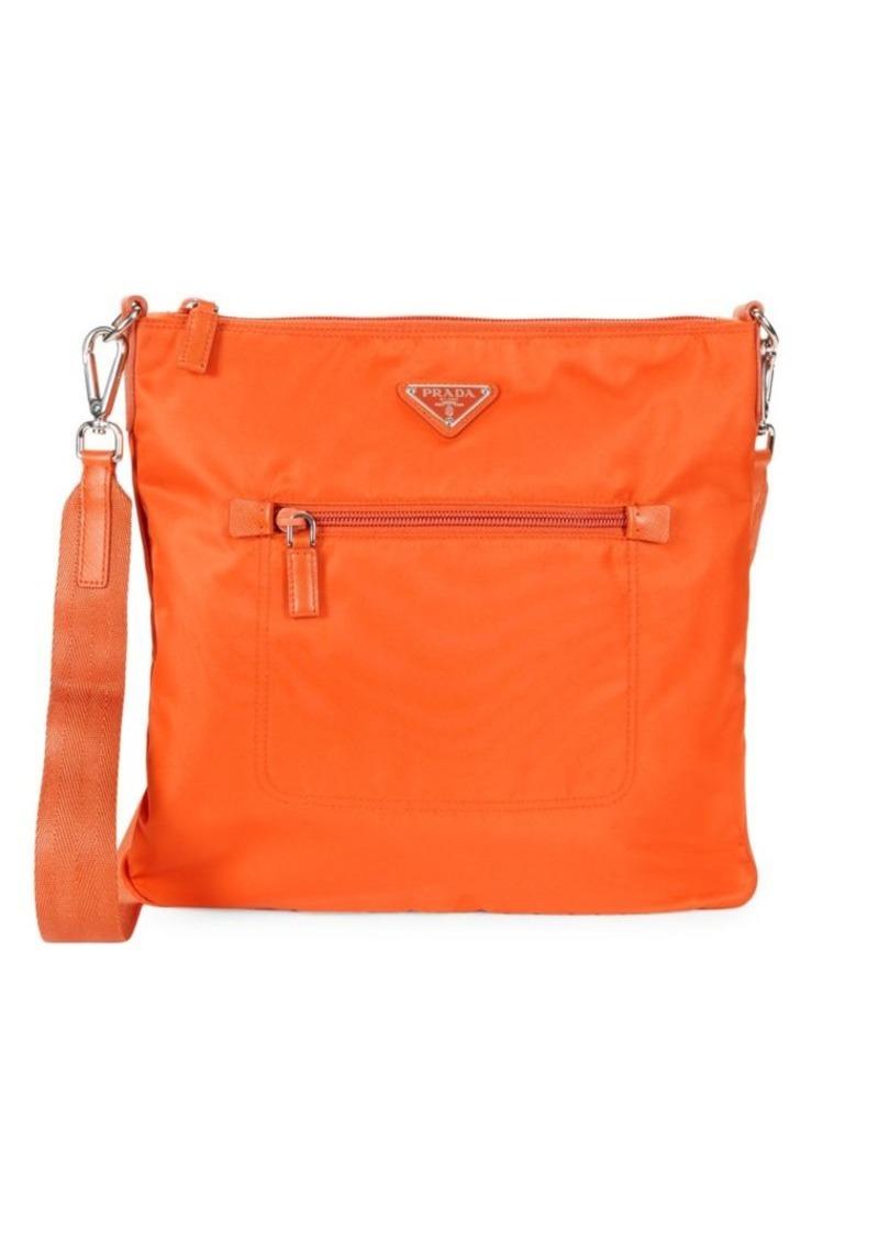 e6c7c2eb417e SALE! Prada Nylon Crossbody Bag