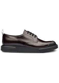 Prada opaque derby shoes