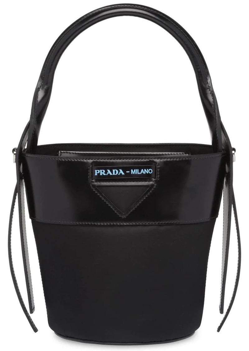 Prada Ouverture bucket bag