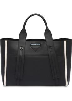 Prada Ouverture large leather bag