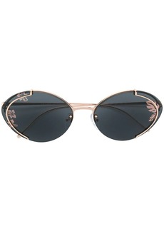 Prada oval sunglasses