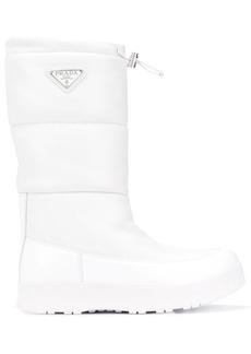Prada padded moon boots
