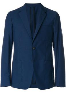 Prada patch pockets blazer