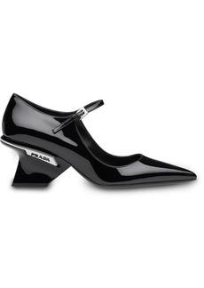 Prada Patent leather Mary Jane pumps