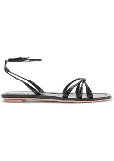 Prada Patent-leather Sandals