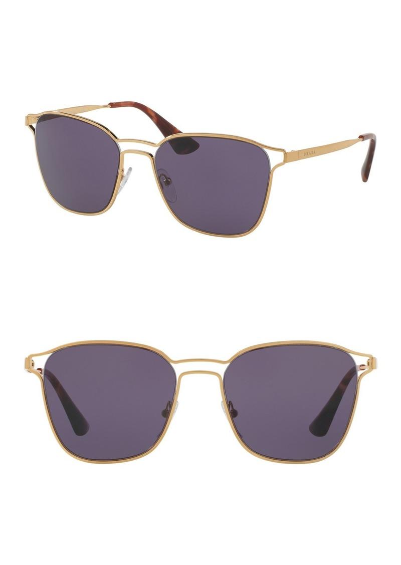 9ad2cc7d0198 Prada Pillow Catwalk 55mm Cat Eye Sunglasses | Sunglasses