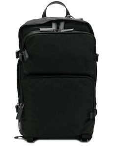 Prada pocket backpack