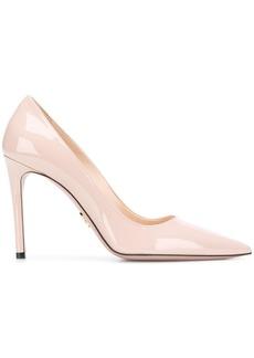 Prada pointed toe stiletto pumps