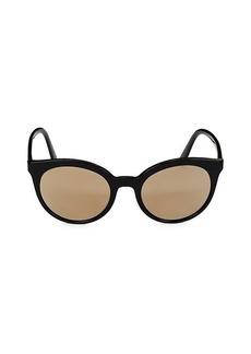 Prada PR 02XS 53MM Cat Eye Sunglasses