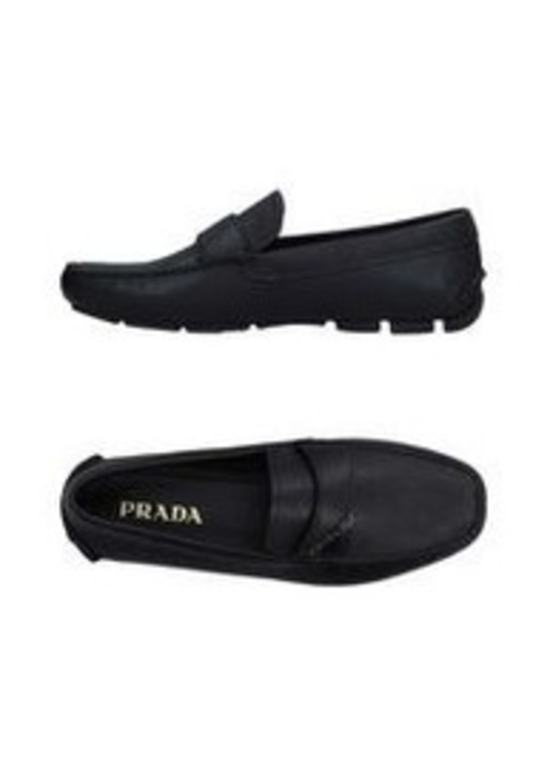 prada prada loafers shoes shop it to me. Black Bedroom Furniture Sets. Home Design Ideas