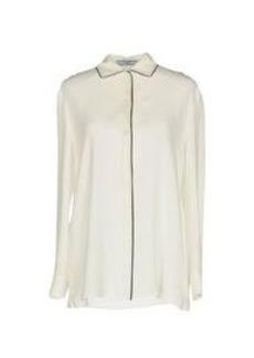 PRADA - Silk shirts & blouses