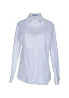 PRADA - Solid color shirts & blouses