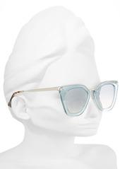 5484e1775e03 Prada 52mm Retro Sunglasses Prada 52mm Retro Sunglasses