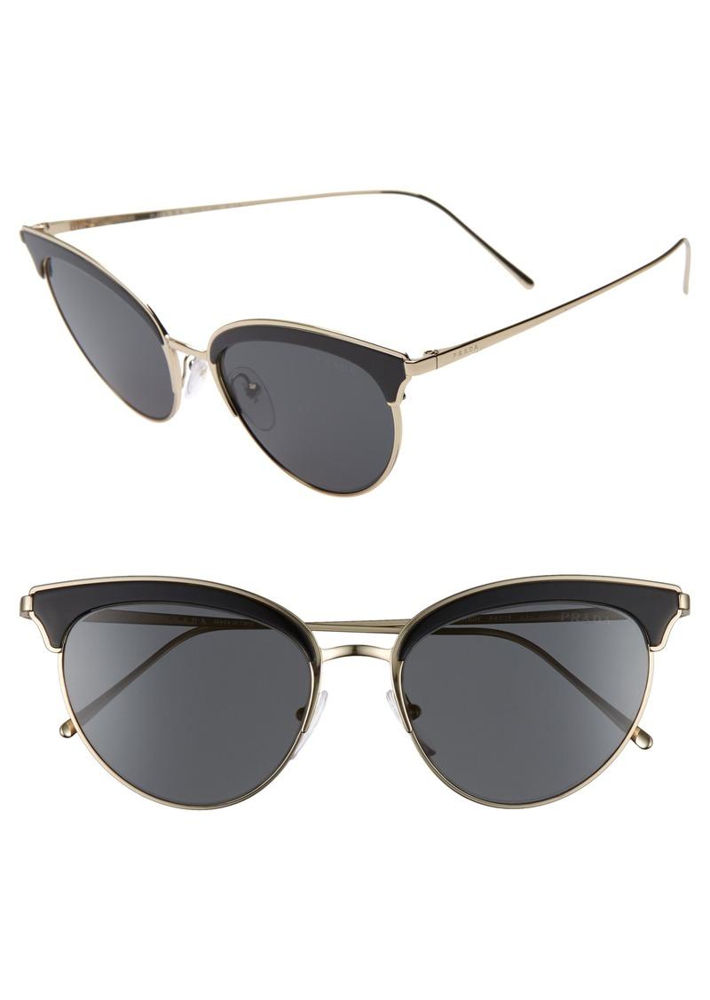 44f1da487ff Prada Prada 54mm Cat Eye Sunglasses