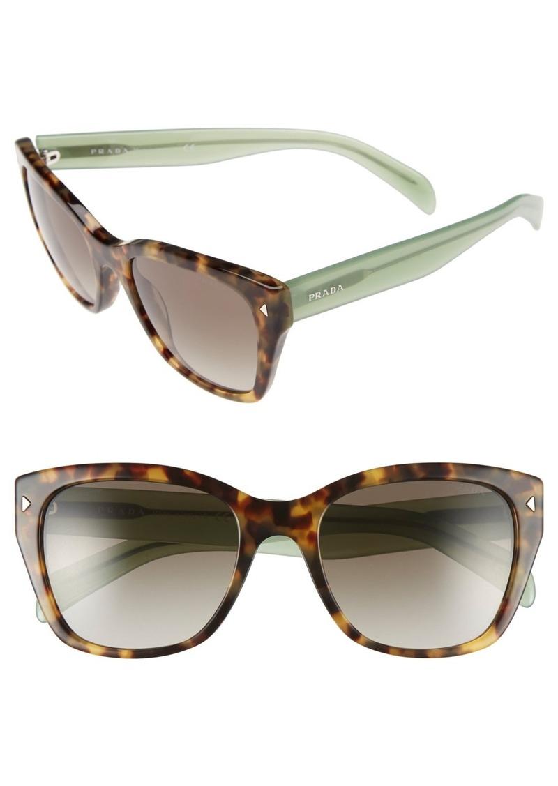 6da940fd8a0 SALE! Prada Prada 54mm Square Sunglasses