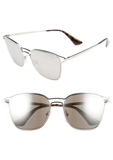 Prada 55mm Sunglasses