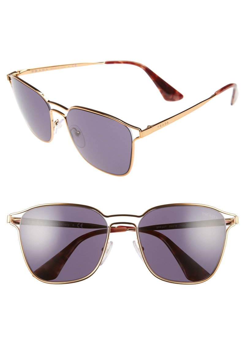 b436c8be45 Prada Prada 55mm Sunglasses
