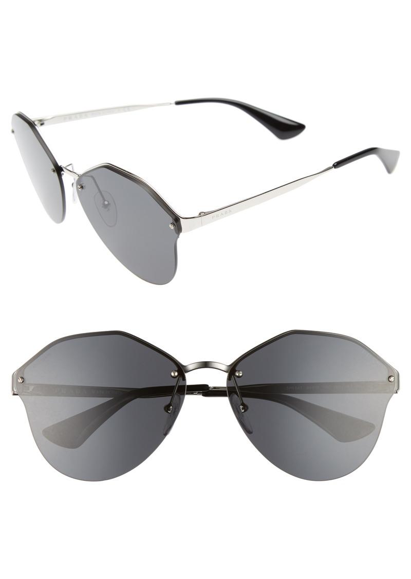 e5d141828 Prada Prada 66mm Oversize Rimless Sunglasses | Sunglasses