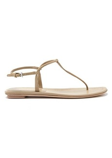 Prada Ankle-strap suede sandals