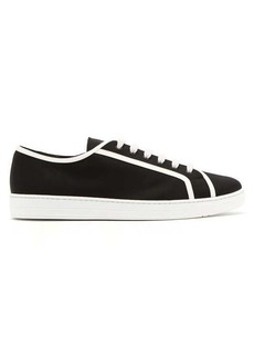 Prada Avenue low-top canvas trainers
