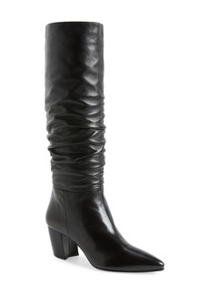 Prada Block Heel Boot (Women)
