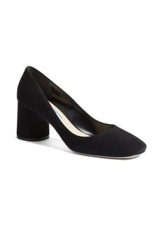 Prada Block Heel Pump (Women)