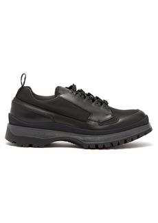Prada Brixxen leather derby shoes