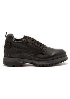 Prada Brixxen low-top leather shoes