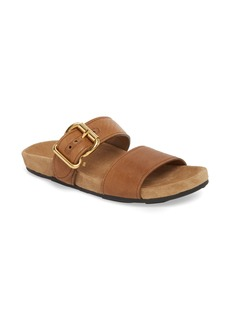 Prada Buckle Slide Sandal (Women)