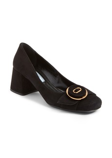 Prada Button Pump (Women)
