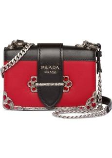 49e0b51b7e42 Prada Prada Trompe L'oeil Velvet Cahier Buckle Bag | Handbags