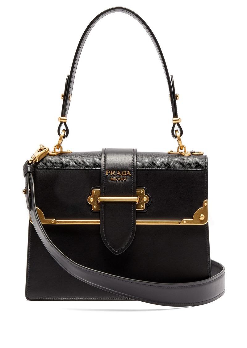 8c9c7602f37d Prada Prada Cahier leather shoulder bag | Handbags