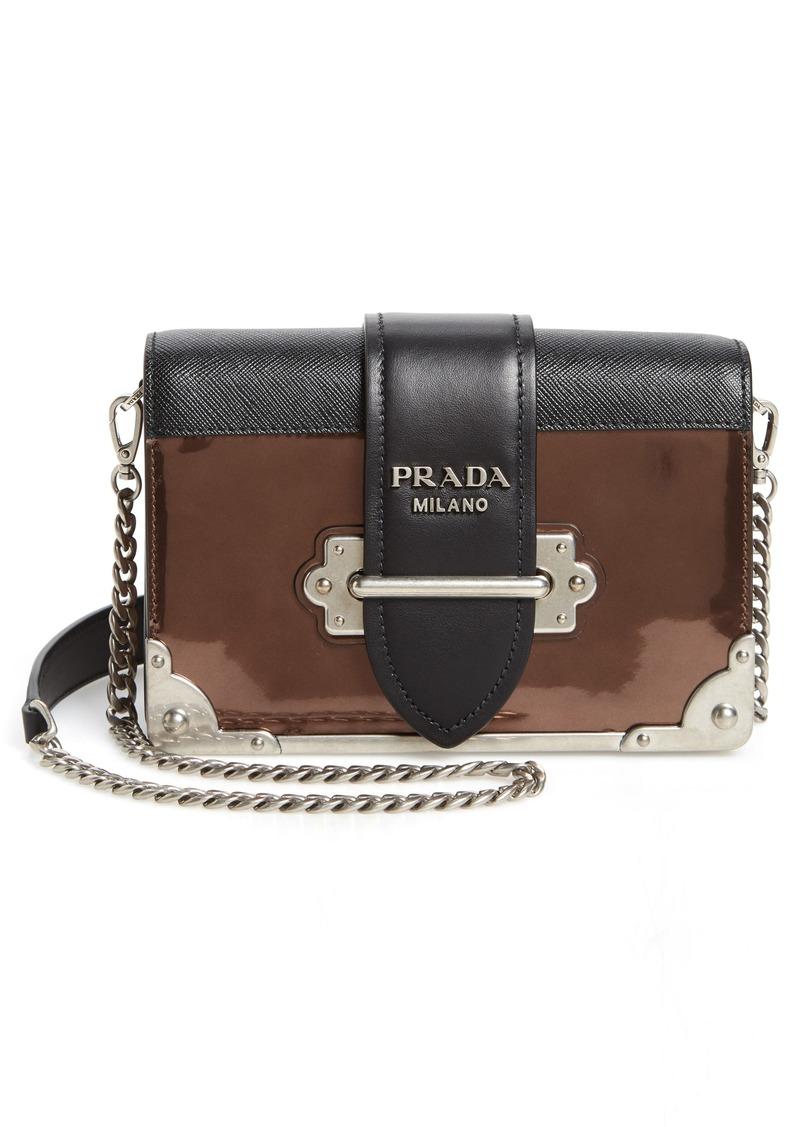 6e00ce4bd17e Prada Prada Cahier Small Crossbody Bag | Handbags