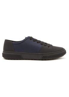 Prada Canvas low-top trainers