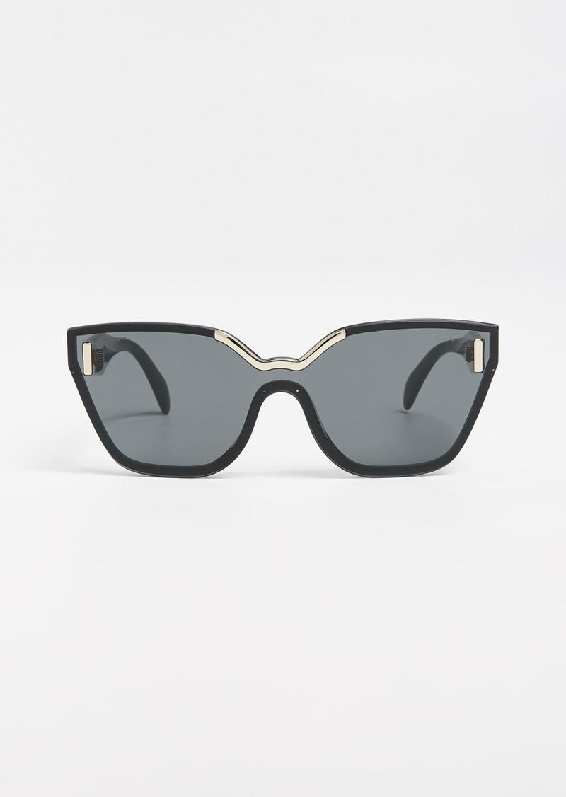 20162bed96044 Prada Prada Catwalk Sunglasses