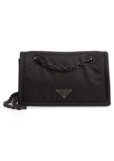Prada Chain Flap Crossbody Bag