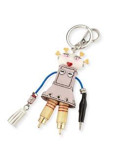 Prada Cheer Robot Keychain