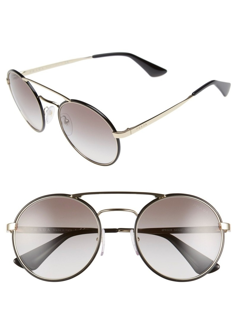 ae1e458b09 On Sale today! Prada Prada   39 Cinemà  39  54mm Round