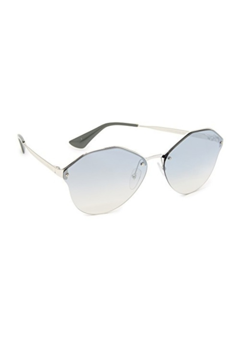 8229d89f19 Prada Prada Cinema Oval Sunglasses