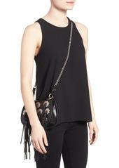 1b032c391eed Prada Prada City Folk Calfskin Leather Saddle Bag   Handbags