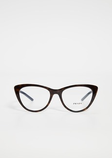 Prada Classic Cat Eye Glasses